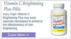 skin lightening pills