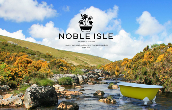 Noble Isle - Luxury Bath Products