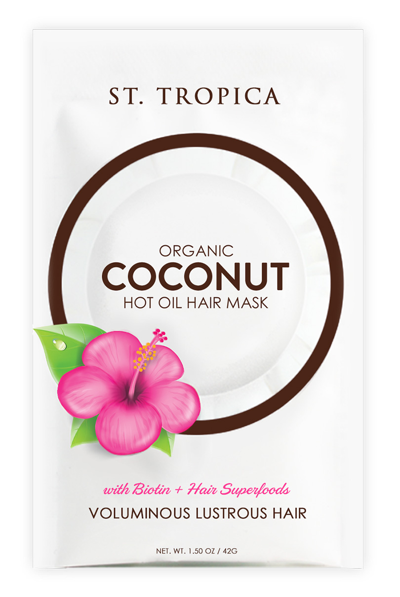 ST. TROPICA Hair Mask