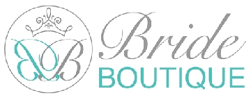 Bride Boutique Wedding Accessories Logo