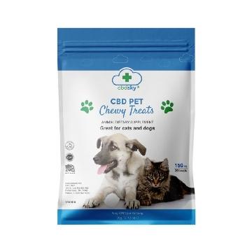 pet treats cbd