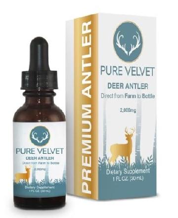 Antler Velvet Supplements