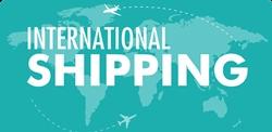 cbd international shipping