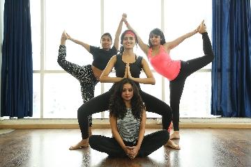 female yoga teachers India