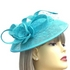 Classic Sinamay Antique Bronze Fascinator