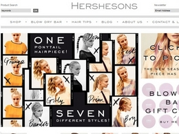 http://www.hershesons.com/ website