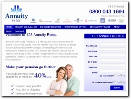 http://123annuityrates.co.uk website
