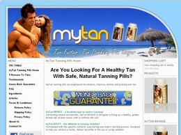 https://www.mytanningpills.com/ website