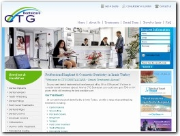 http://www.ctgdental.co.uk website