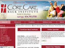 http://www.corecarebackinstitute.com/ website