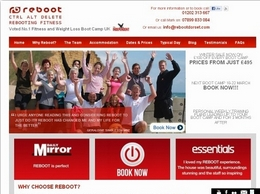 https://www.rebootdorset.com website