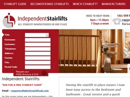 http://stairlift-suppliers.co.uk/ website
