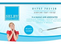 https://www.selbydentalcare.co.uk/ website