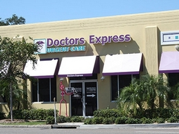 http://www.doctorsexpressstpete.com/ website