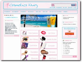 http://www.cosmeticsfairy.co.uk website