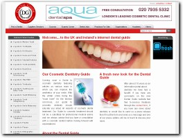 https://www.dentalguide.co.uk/ website