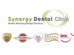 https://synergydental.org.uk/ website