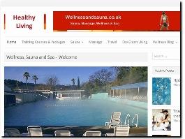http://www.wellnessandsauna.co.uk/ website