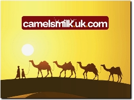 http://camelsmilk.uk.com/ website