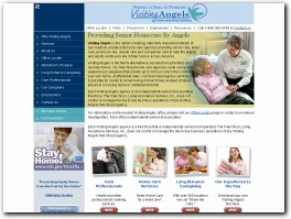 https://www.visitingangels.com/ website