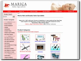 http://www.marica.co.za/ website