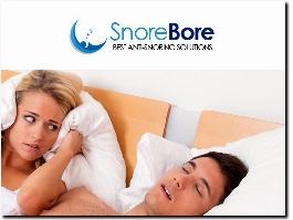 http://www.snorebore.com/ website