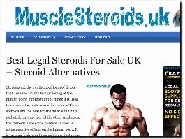 http://musclesteroids.uk/ website