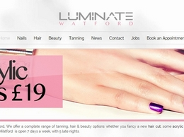 https://www.luminatewatford.com/ website