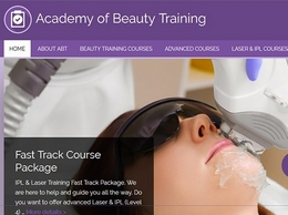 http://www.academyofbeautytraining.co.uk/ website