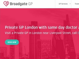 https://www.broadgategp.co.uk/ website