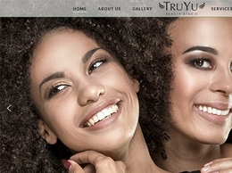 https://truyubeautystudio.com/contact website