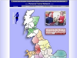http://www.personaltrainernetwork.co.uk website