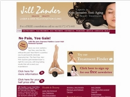 http://www.jillzander.co.uk website