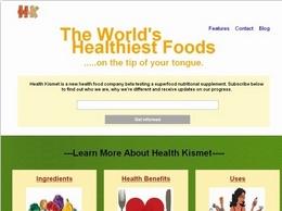 http://www.healthkismet.com website
