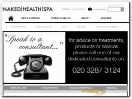 http://nakedhealthspa.com website