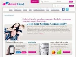 http://diabeticfriend.co.uk/ website