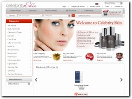 http://www.celebrity-skin.co.uk website