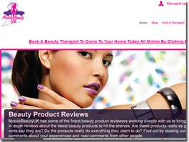 http://www.mobilebeauty.uk.com website