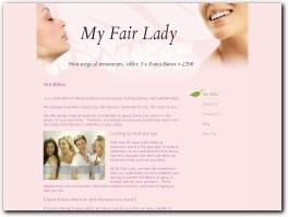 http://myfairlady.vpweb.co.uk/ website