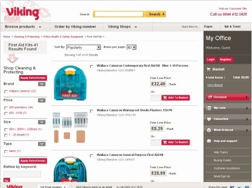 https://www.viking-direct.co.uk/en/health-safety-c-114/first-aid-supplies-c-11403 website