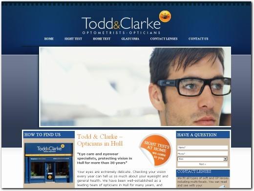 https://www.toddandclarke.co.uk/ website
