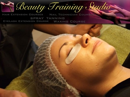 https://www.beautytrainingstudio.co.uk website