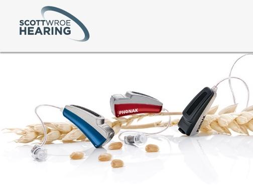 https://www.scottwroe-hearingcentre.co.uk/ website