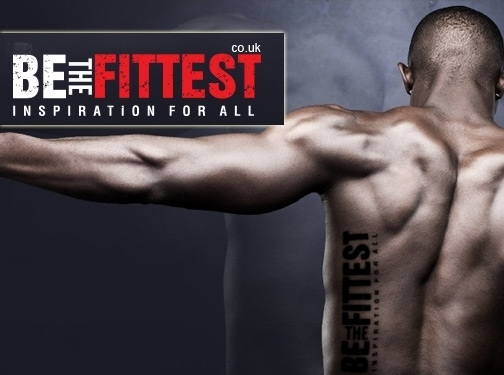 http://bethefittest.co.uk website
