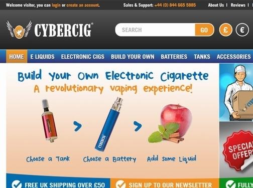 https://www.cybercig.co.uk website