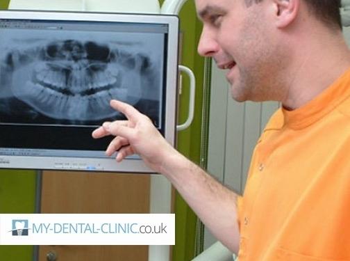 https://my-dental-clinic.co.uk website
