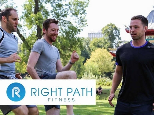 https://rightpathfitness.co.uk/ website