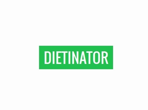 https://dietinator.com/ website