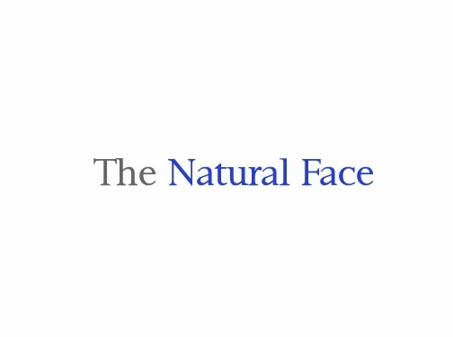 https://thenaturalface.co.uk/ website
