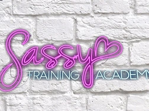 https://www.sassytrainingacademy.co.uk/ website